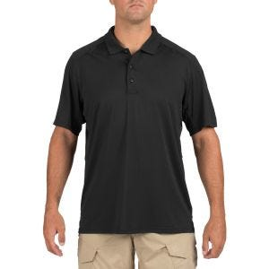 5.11 Helios Polo Short Sleeve Black