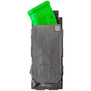 5.11 Single AK Bungee Cover Mag Pouch Storm