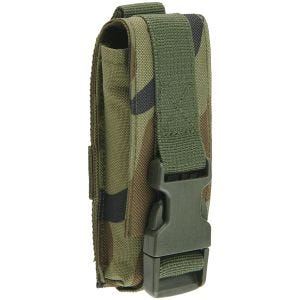 Brandit MOLLE Multi Pouch Medium Woodland