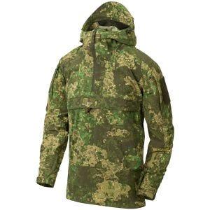 Helikon Anorak Mistral Soft Shell Jacket PenCott Wildwood