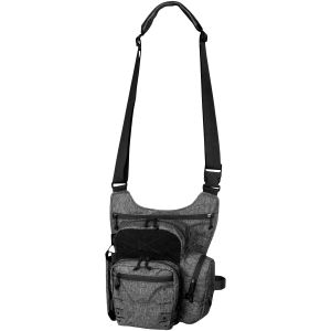 Helikon EDC Side Bag Melange Black-Grey