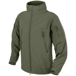 Helikon Gunfighter Soft Shell Jacket Taiga Green