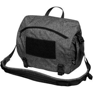 Helikon Urban Courier Bag Large Melange Black-Grey