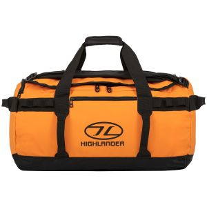 Highlander Storm Kitbag 45L Orange
