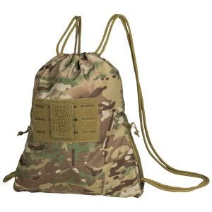 Mil-Tec Sports Bag HexTac Multitarn