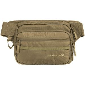 Pentagon Runner Concealment Pouch Coyote