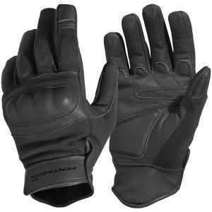Pentagon Tactical Storm Gloves Black