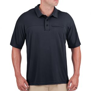 Propper Men's HLX Polo Short Sleeve LAPD Navy