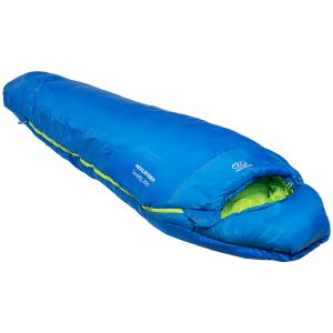 Highlander Serenity 250 Mummy Sleeping Bag Blue