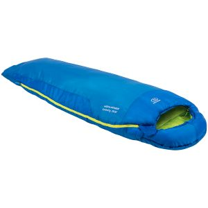 Highlander Serenity 350 Envelope Sleeping Bag Blue