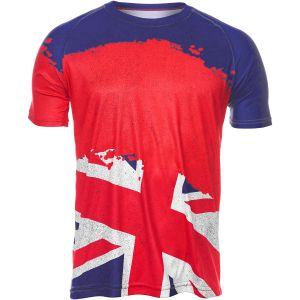 Tervel Sportline Short Sleeve Shirt United Kingdom 1