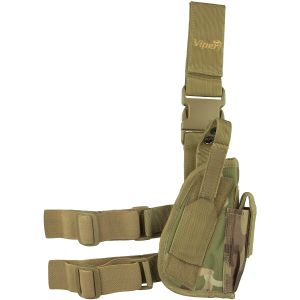Viper Tactical Leg Holster Right Hand V-Cam