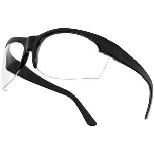 Bolle Super Nylsun III Glasses Clear Black Frame