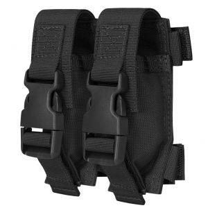Condor Belt TQ Pouch 2 Pack Black