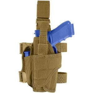 Condor Left Leg Holster Coyote Brown
