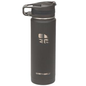 Earthwell Roaster Loop Vacuum Bottle 592ml Volcanic Black