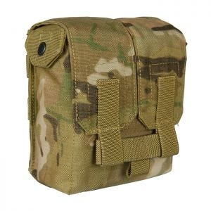 Flyye M249 200Rds Ammo Pouch MOLLE MultiCam