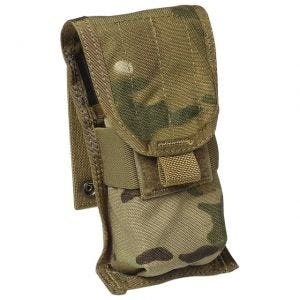 Flyye Single M4/M16 Magazine Pouch Ver. FE MOLLE MultiCam
