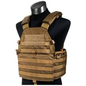Flyye New MOLLE LT6094 Vest Coyote Brown