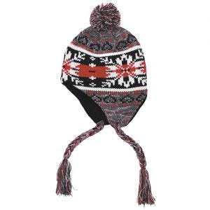 Fox Outdoor Peru Cusco Hat Grey/Red