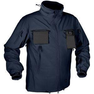 Helikon Cougar Soft Shell Windblocker Jacket Navy Blue