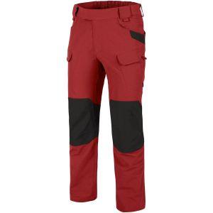 Helikon Outdoor Tactical Pants Crimson Sky/Black