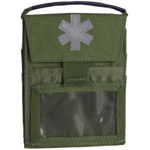 Helikon Pocket Med Insert Olive Green
