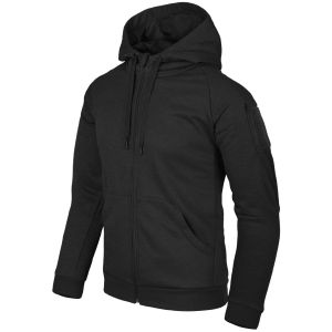 Helikon Urban Tactical Hoodie Full Zip Black