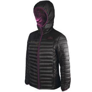 Highlander Women's Barra Insulated Jacket Black