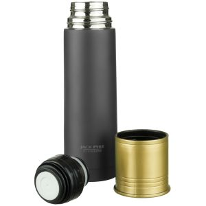 Jack Pyke Cartridge 500ml Flask Black