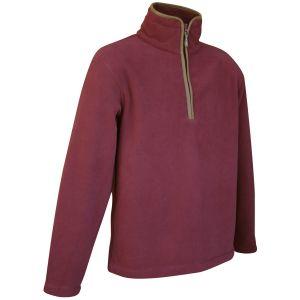 Jack Pyke Countryman Fleece Pullover Burgundy