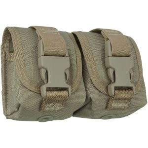 Maxpedition Double Frag Grenade Pouch Khaki