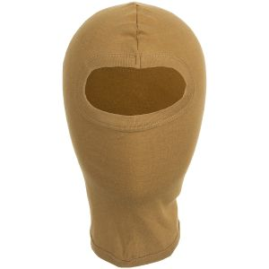 MFH 1 Hole Balaclava Lightweight Cotton Coyote Tan