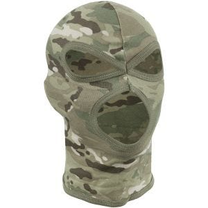 MFH 3 Hole Balaclava Lightweight Cotton Operation Camo