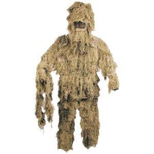 MFH Camouflage Ghillie Suit Digital Desert