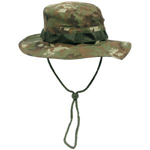 GI Ripstop Bush Hat Vegetato Woodland