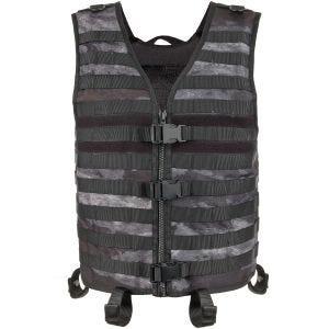 MFH Vest MOLLE Light HDT Camo LE