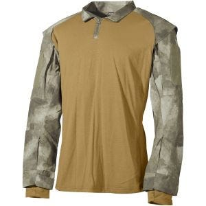 MFH US Tactical Shirt HDT Camo AU