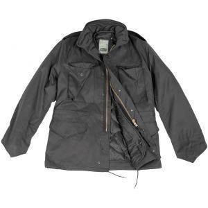 Mil-Tec Classic US M65 Jacket Black