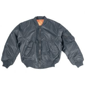 Mil-Tec MA-1 Flight Jacket Navy