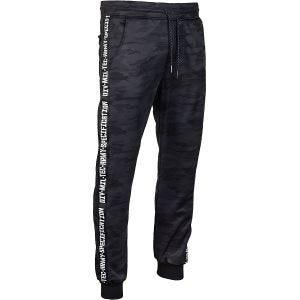 Mil-Tec Training Pants Dark Camo
