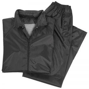 Mil-Tec Waterproof Suit Black
