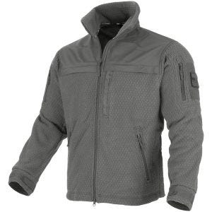 Mil-Tec Elite Fleece Hextac Jacket Urban Grey