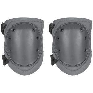 Alta Industries AltaFLEX Hard Cap Knee Pads AltaLOK Grey