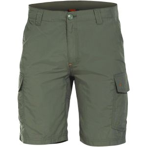 Pentagon Gomati Shorts Camo Green