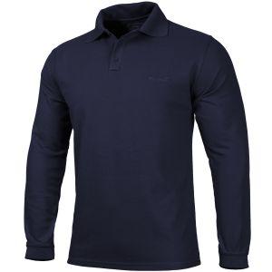 Pentagon Polo 2.0 Shirt Long Navy Blue