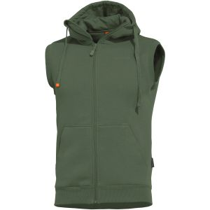 Pentagon Thespis Sweater Vest Camo Green