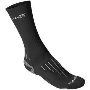 Pentagon Pioneer 2.0 Trekking Socks Coolmax Black