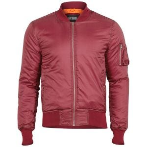 Surplus Basic Bomber Jacket Bordeaux