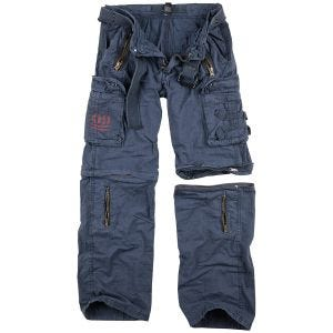 Surplus Royal Outback Trousers Royal Blue